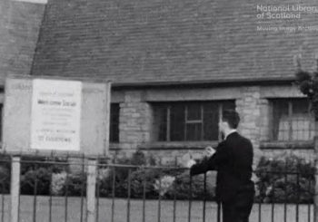 New Lives for new Granton Residents – in 1939