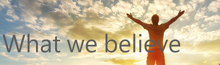 what we believe page header 900x250