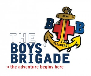 Boys Brigade @ East Hall, West Hall, Church, Session Room, Kitchen
