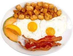 Men's Breakfast @ Session Room (open to all men)