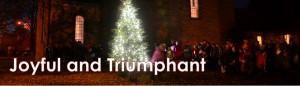 Christmas Tree Lights Switch On @ The Church Grounds | Edinburgh | United Kingdom