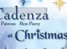 Cadenza at Christmas – 12 December