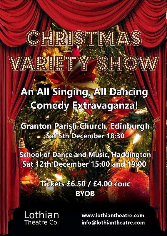 lothian theatre christmas show 2015