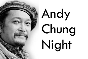 Next Social Night - 24th September - Andy Chung