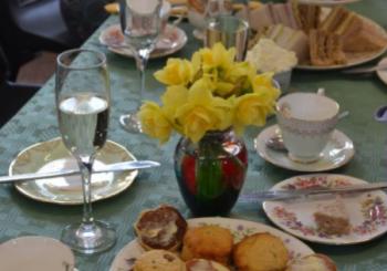 Daffodil Tea success! Over £1,100 raised