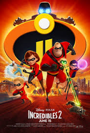 Family Film Night - Incredibles 2 @ Main Church