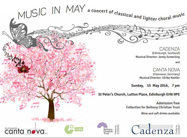 music in may