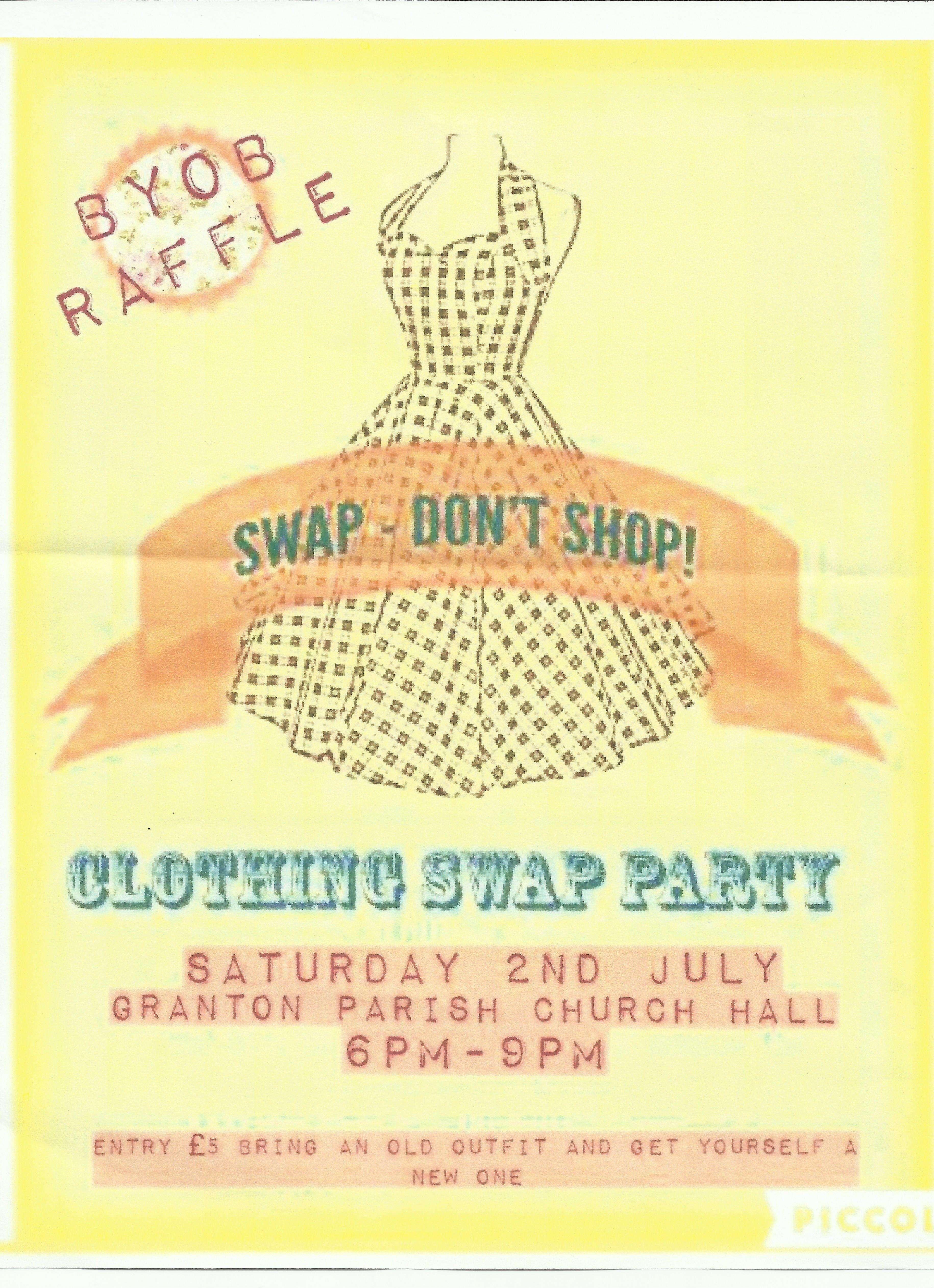 dress swap