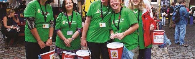 waverley care fringe volunteers