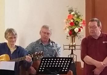 Music Group – Sundays at 9.30am