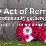 Community Act of Remembrance