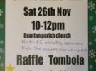 Playgroup Christmas Fair – 26th November