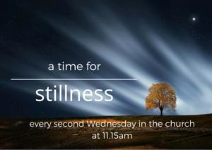 A Time for Stillness @ Main Church