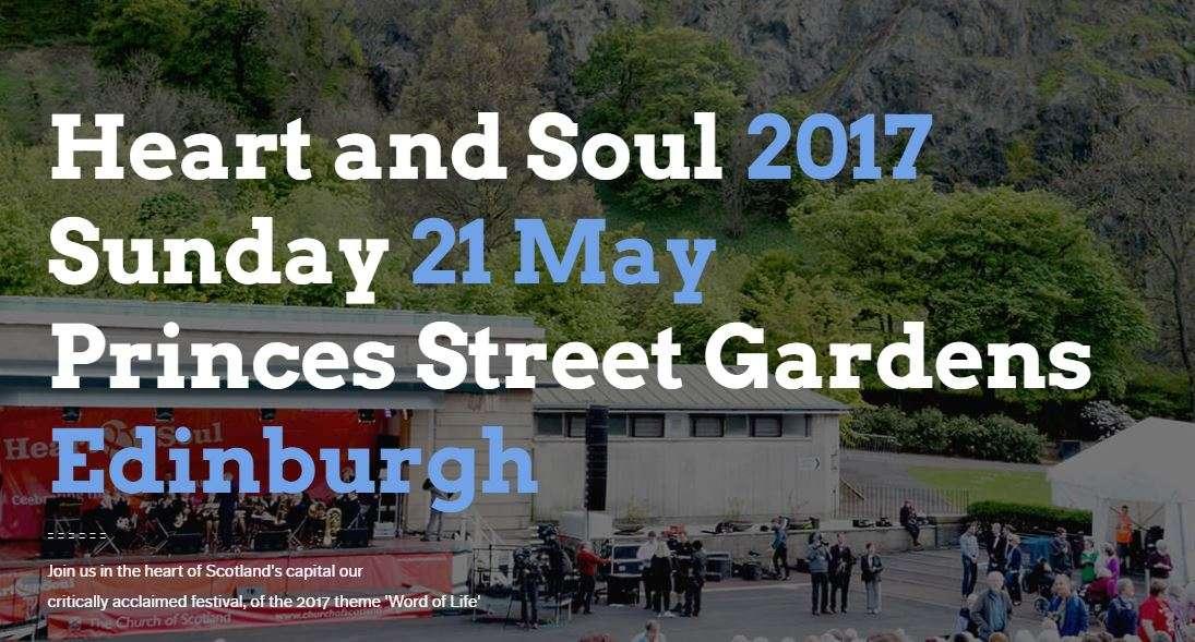 Heart & Soul - Sunday 21st May