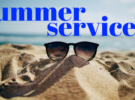 "Services over the summer – ""Fruitfulness on the Front Line"""