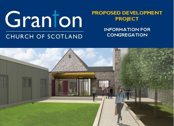 Proposed Development - Information for Congregation