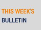 The Bulletin for Sunday 21st January 2018