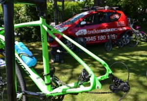 Granton Goes Greener - Free Bike Maintenance @ East Hall