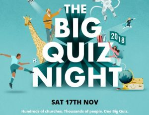 Tearfund Big Quiz Night @ Main Church