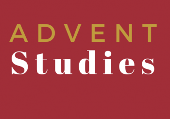 This Year's Advent Studies