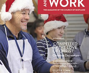 December Life and Work – Christmas Day workers