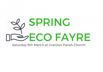 Spring Eco-Fayre – Saturday 9th March in the church