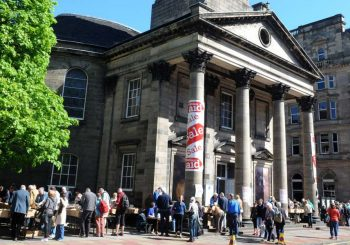 St Andrews and St George's West Book Sale