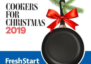 Cookers for Christmas 2019 – Freshstart