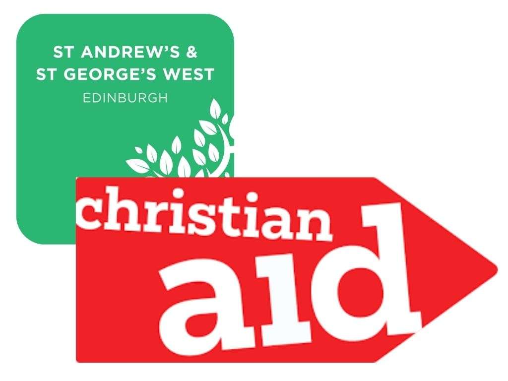 Christian aid and ST andrews