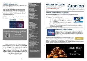 thumbnail of 2020 11 15 – Weekly Bulletin and TFTD – Sunday 15th November 2020 for print