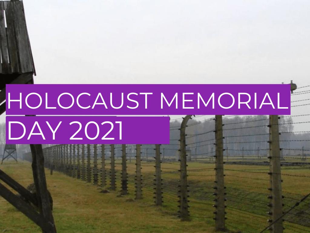 Holocaust memorial 2021