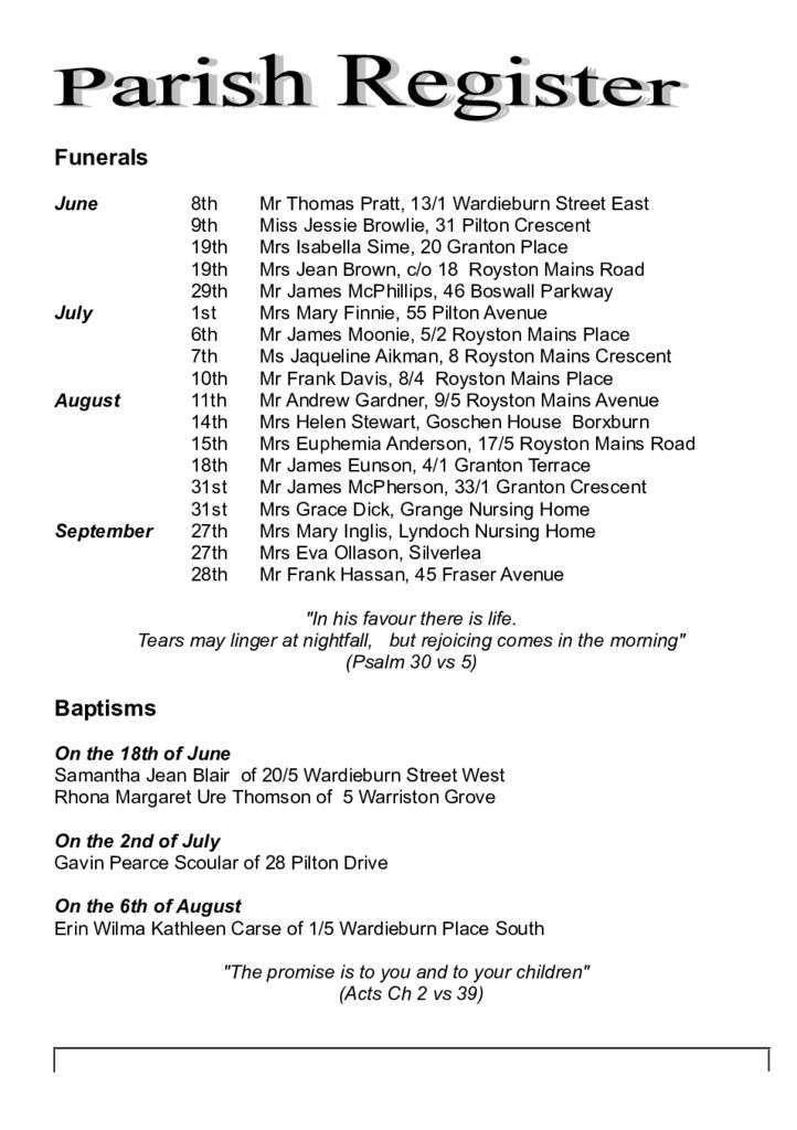 thumbnail of 1995 Kirk Outlook – 1995 – October 1