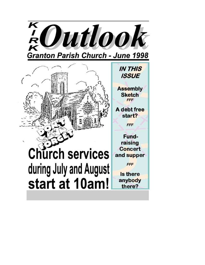 thumbnail of 1998 Kirk Outlook – 1998 June
