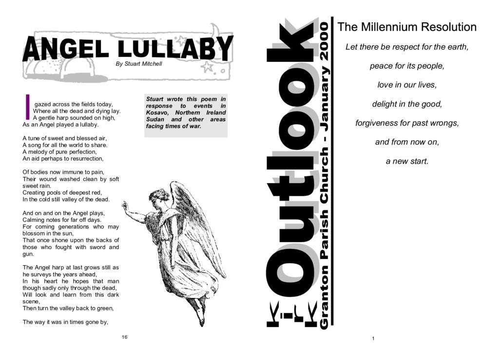 2000 Kirk Outlook – 2000 January