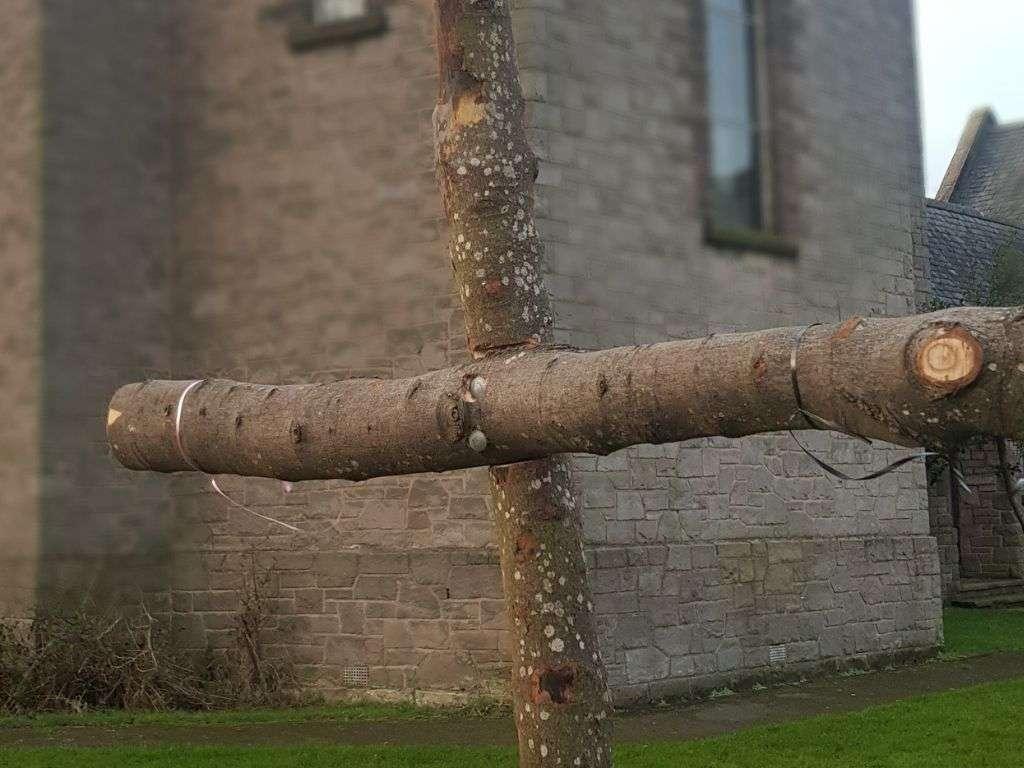 granton cross post