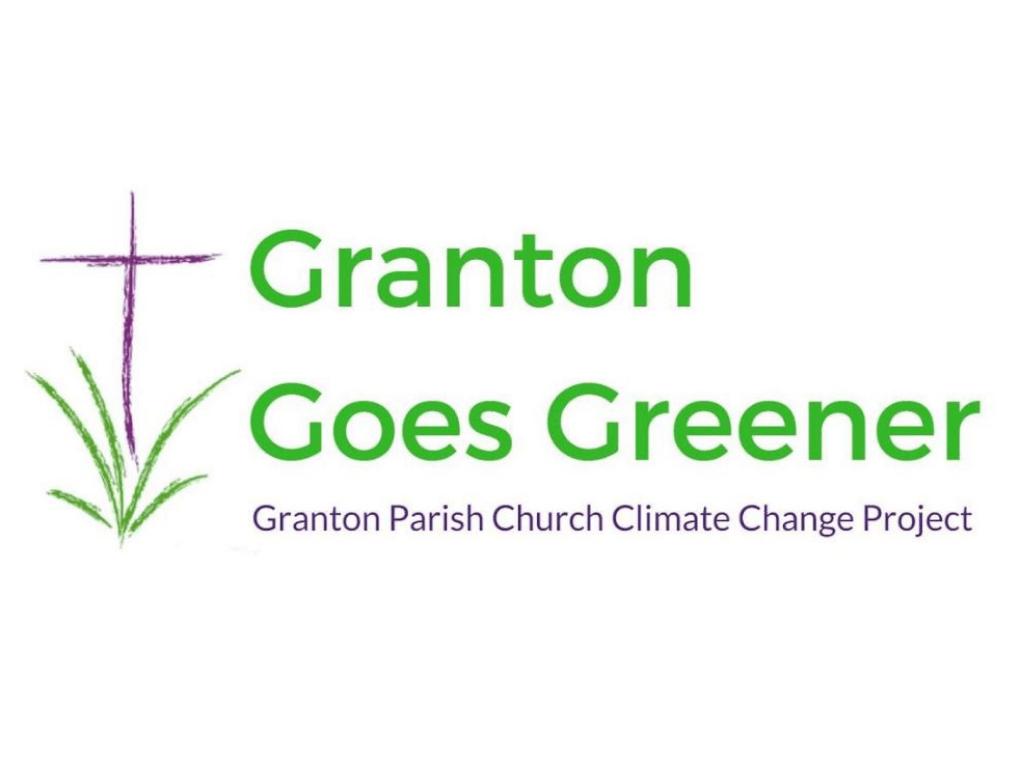 Granton Goes Greener logo post