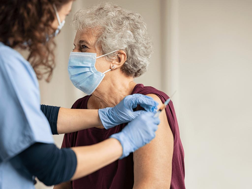covid vaccine post